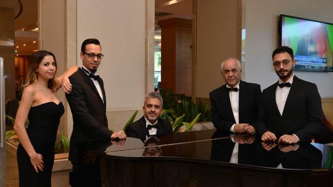 DAP Yapı Satış Ofislerinde Müzikli, Barbekülü Hafta Sonu Keyfi