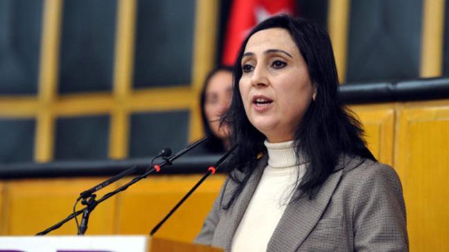 HDP'li Yüksekdağ, 'terör örgütü PKK'nın anı defteri'ne yazı yazmış