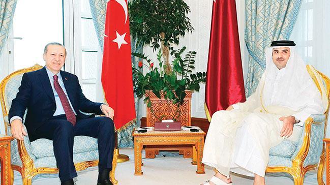 Türkiye'den DOHA'ya kriz desteği sürecek