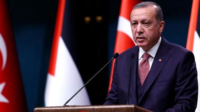 Cumhurbaşkanı Erdoğan'dan Naim Süleymanoğlu için başsağlığı mesajı