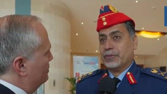 BAE'li general Al Hashmi: İsrail ve BAE iki kardeş ülkedir, ABD ise bizim büyük abimizdir