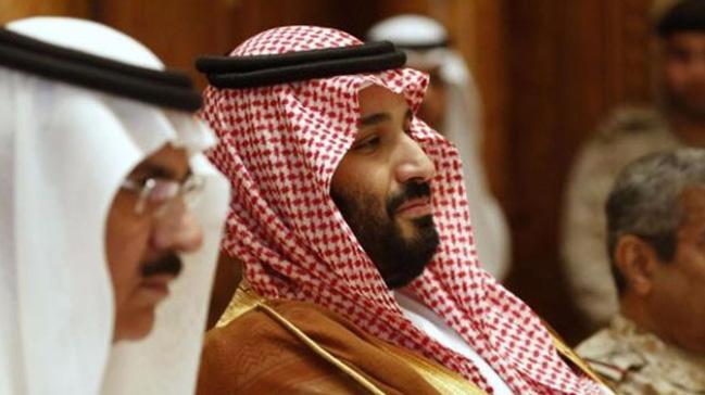 'Muhammed bin Selman bize kölesiymiş gibi davranıyor'