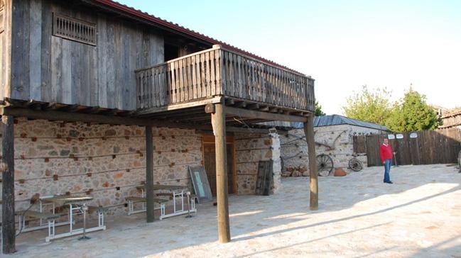 Antalya'daki tarihi han turizme kazandırıldı