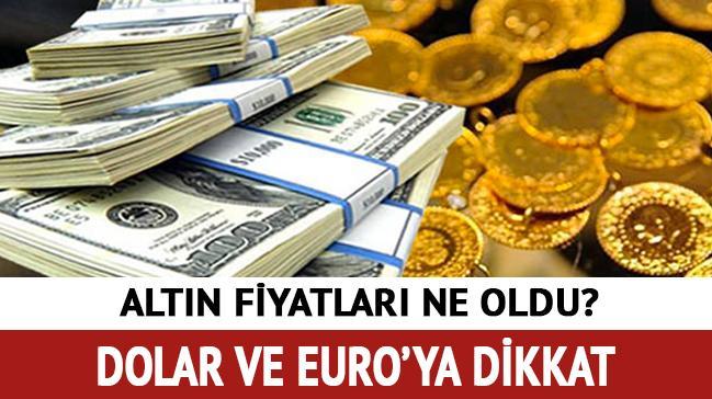 22 Kasım altın çeyrek fiyatları son durum nedir Dolar-Euro döviz kuru fiyatları