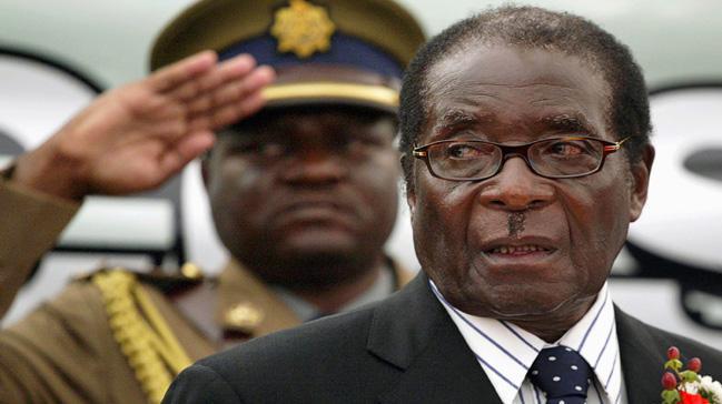 Zimbabve'de sular durulmuyor