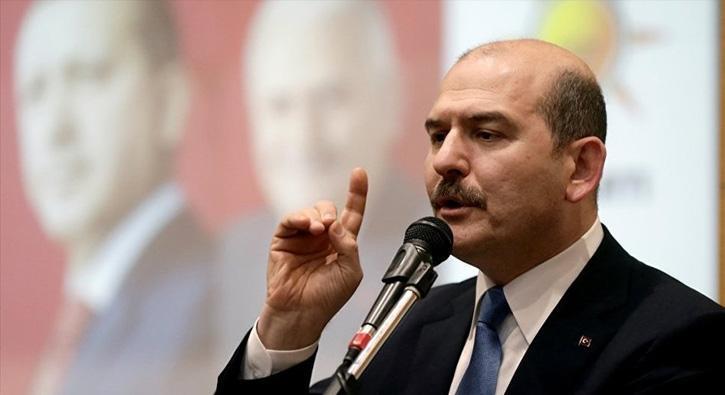İçişleri Bakanı Soylu: Az bir zaman kaldı, bir kaşık suda boğacağız sizi