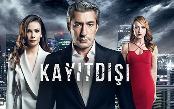 Kayıtdışı Fox Tv ne zaman 27 Kasım yayın akışı Kayıtdışı yeni bölüm izle