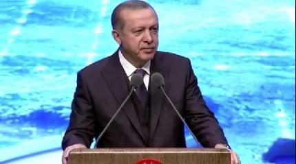 Cumhurbaşkanı Erdoğan: Rahatsız olsanız da olmasanız da yapacağız!