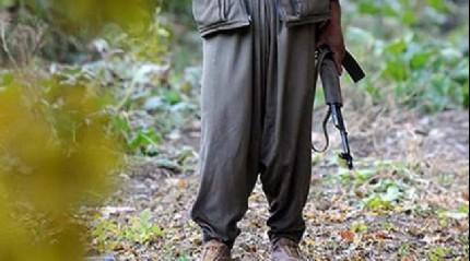 PKK'nın sözde 'özel güç sorumlusu' etkisiz hale getirildi