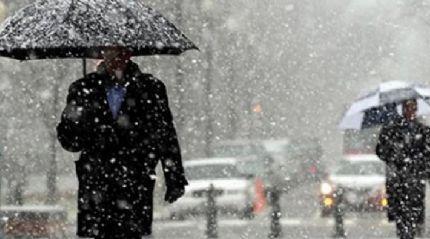 Ordu ve Giresun'da kar etkili oluyor