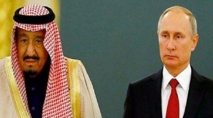 Putin ve Kral Selman telefonda Suriye'yi görüştü
