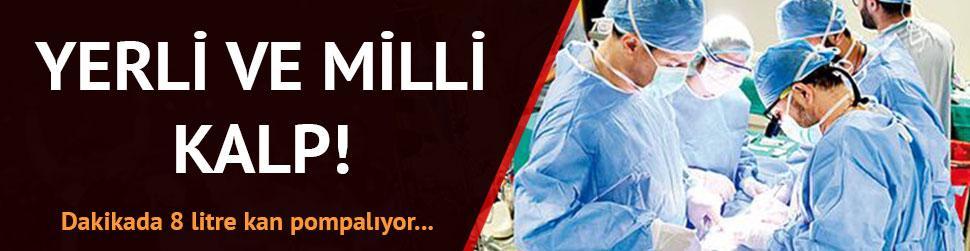 İşte milli kalp pompamız Istanbul Kalp