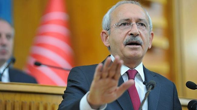 Kılıçdaroğlu yine ABD'deki Sarraf kumpasının yanında saf tuttu