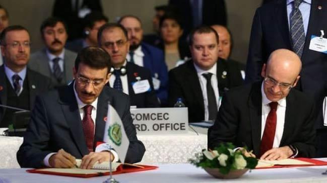 İslam Kalkınma Bankası ile Hazine Müsteşarlığı arasında 2 finansman anlaşması imzalandı