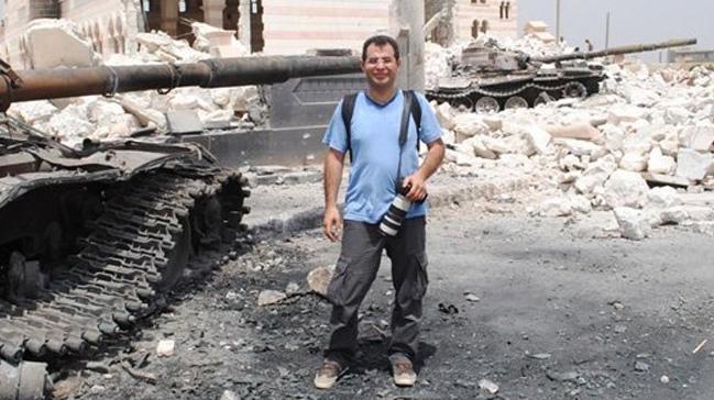 Kemal Gümüş'e Mavi Marmara yolcusu olduğu gerekçesiyle deport edildi