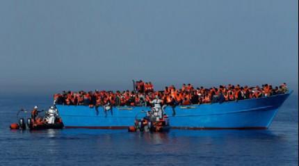 Akdeniz'de bin 100 göçmen kurtarıldı