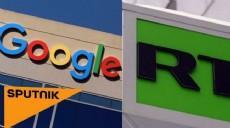 Google Rus haber kanallarına misilleme yaptı