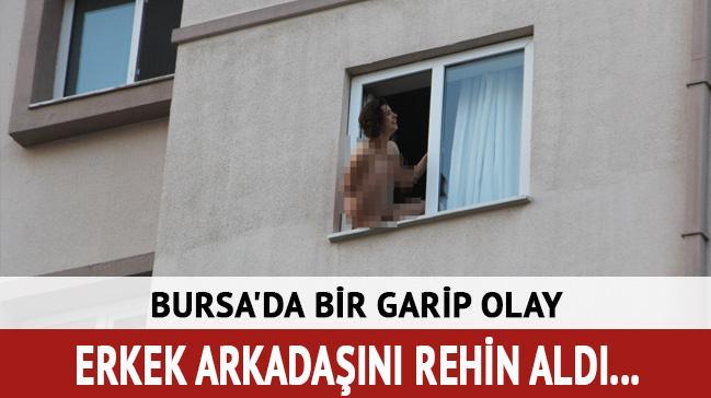 Bursa'da bir garip olay!