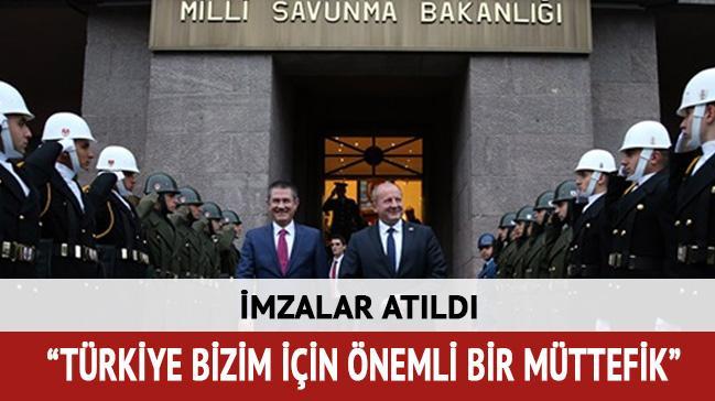 Türkiye ile Macaristan arasında 'savunma işbirliği' anlaşması