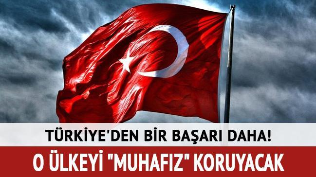 Türkiye'den bir başarı daha!