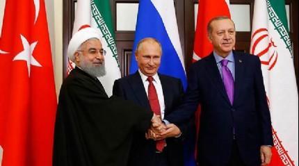 Soçi zirvesi Orta Doğu'da büyük ilgi gördü