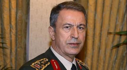 Genelkurmay Başkanı Akar'dan FETÖ açıklaması