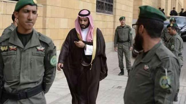 Suudi prensten Hamaney'e: Orta doğu'nun yeni Hitler'i