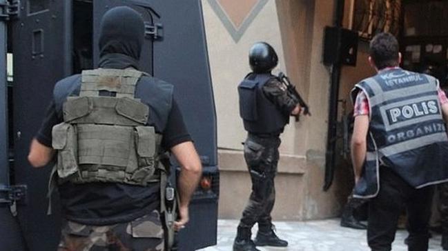 Van'da terör örgütlerine operasyon! 12 kişi gözaltına alındı