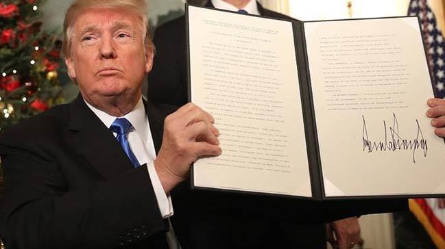 Uzmanlardan 'Trump Kudüs ü ABD'nin iç politikasına alet etti' açıklaması