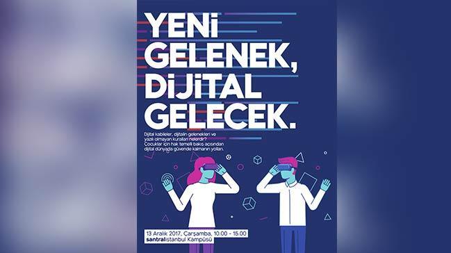 Dijitalleşen yeni iletişim çağı İstanbul Bilgi Üniversitesi'nde tartışılacak
