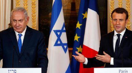 Fransa Cumhurbaşkanı Macron: Trump'ın kararı uluslararası hukuka aykırı