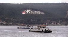 Çanakkale Boğazı gemi geçişlerine yeniden açıldı