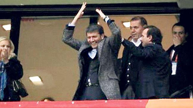 Galatasaray'da organize işler!