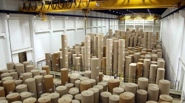 Avrupa'nın en büyük kağıt fabrikası Kahramanmaraş'ta kuruluyor
