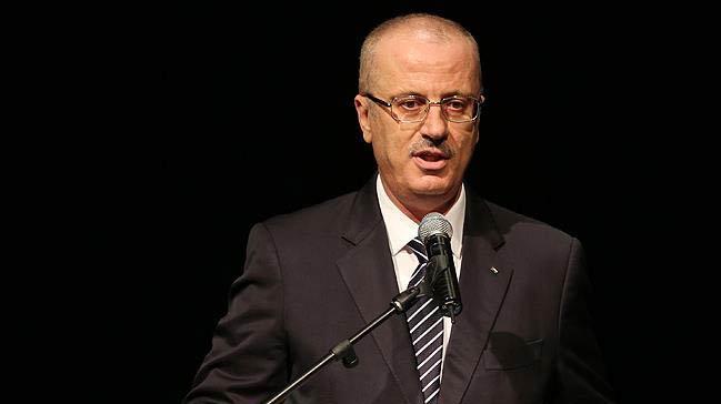 Filistin Başbakanı Hamdallah Ne pahasına olursa olsun Aksa'nın anahtarlarını teslim