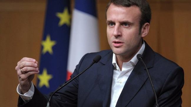 Macron: Trump Paris Anlaşması'na geri dönerse biz buradayız