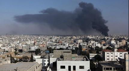 İsrail'den Filistinli göstericilere müdahale!