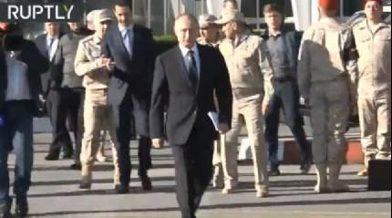 Rus generalden Esed'e müdahale! İlk hamlesinde durdurdu