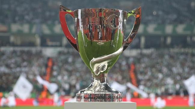 Ziraat Türkiye Kupası'nda son 16 turuna kalan takımlar belli oldu