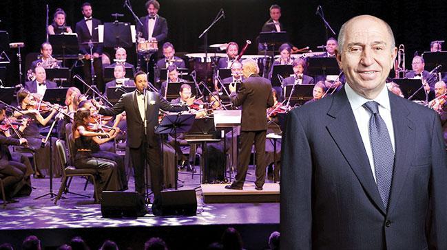 Özdemir'in en büyük hayaliKülliye'de konser vermek