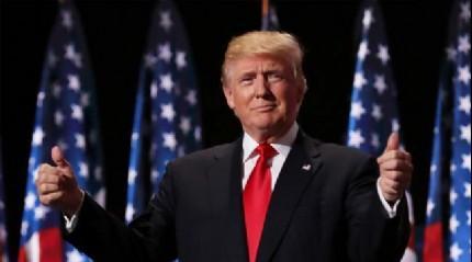 Trump'tan 'çekilişle yeşil kart' açıklaması