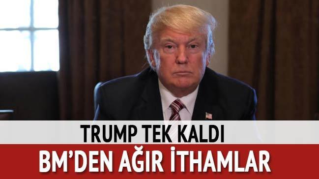 BM özel sözcüsü: Trump eşitsizlikte dünya şampiyonu