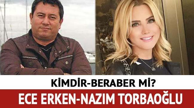 Nazım Torbaoğlu kimdir? Ece Erken'in eski sevgilisi Nazım Torbaoğlu kaç yaşında?