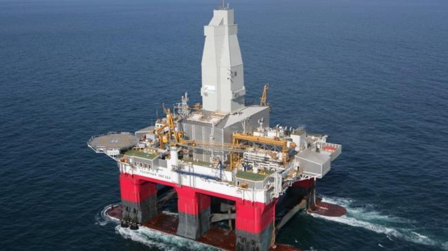 Rosneft, Batı Karadeniz'de sondaja başladı