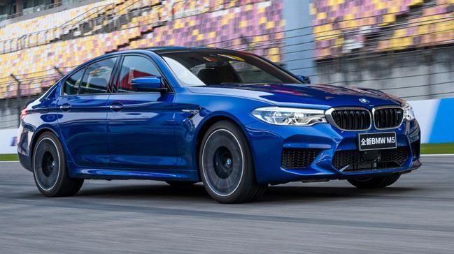 BMW+M5+%C3%87in%E2%80%99de+rekor+k%C4%B1rd%C4%B1%21;
