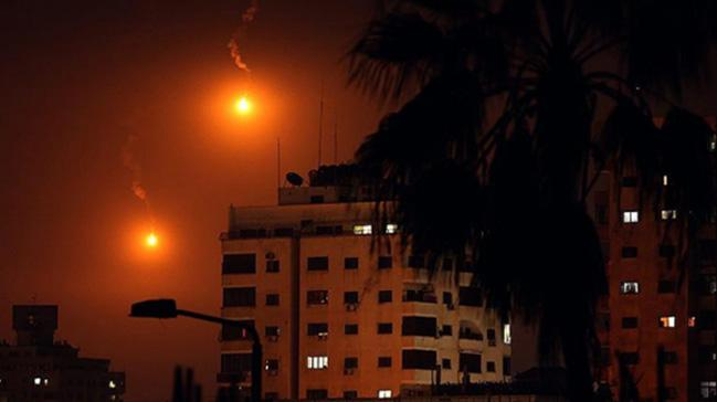 Gazze%E2%80%99den+%C4%B0srail%E2%80%99e+roket+at%C4%B1ld%C4%B1