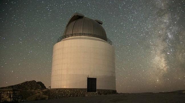 Bak%C4%B1rl%C4%B1tepe+i%C3%A7in+75+milyon+liral%C4%B1k+yeni+Teleskop+projesi