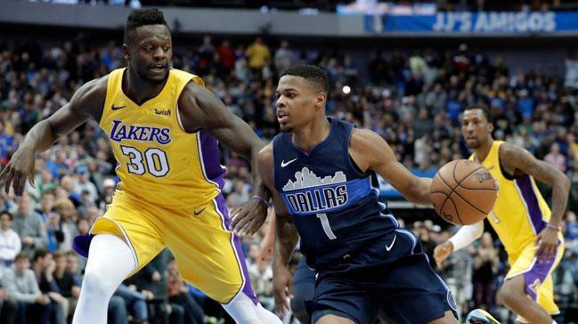 Los Angeles Lakers'ı tutabilene aşk olsun!