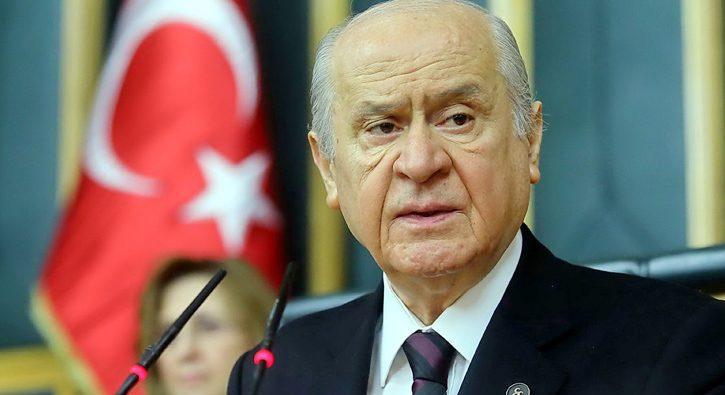 MHP Lideri Bahçeli: Alayınızı şaşkına çevireceğiz