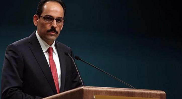 ABD'nin YPG açıklamasına Cumhurbaşkanlığından ilk tepki: Bu durumun kabul edilmesi mümkün değil